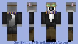 CordedTitan Minecraft Skin