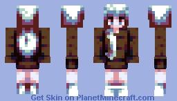 𝒲𝒾𝓃𝓉𝑒𝓇 𝐻𝑜𝓊𝓈𝑒  *ƑԼƳƖƝƓƬυятℓєѕ * Minecraft Skin