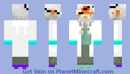 Dr.Rainbow ~~~~~ Minecraft Skin
