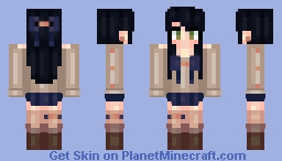 Woah, a Teenage Girl Skin.