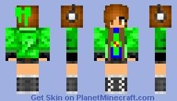JJSisterBear Minecraft Skin