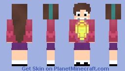 Mabel Fun Hazard Minecraft Skin