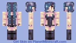 Miasomni Minecraft Skin