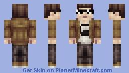 Shade test? Minecraft Skin