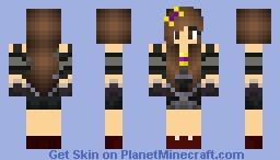 ♢SkyDoesMinecraft Girl♢ Minecraft Skin