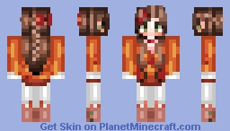 ~ Ethereality- Greetings, Autumn ~ Minecraft Skin