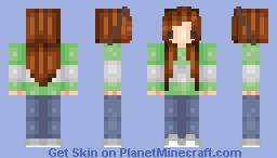 I Can Die Happy Now - TangoBaby FanSkin Minecraft Skin