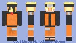 [Requested] Naruto Shippuden (1.8) Minecraft Skin