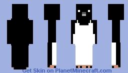 Adelie penguin Minecraft Skin