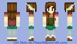Something Really Cool! (I think ^-^) Minecraft Skin