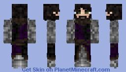 Armoured Bannerman 1.8+ Minecraft Skin