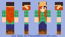 Wendy Corduroy Minecraft Skin