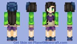 Ecstacy ^.^ Minecraft Skin