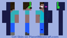 Kitty Minecraft Skin