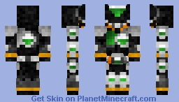 Kamen Rider Birth  ORGINAL SKIN  仮面ライダーバース