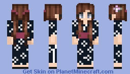 Kimono Minecraft