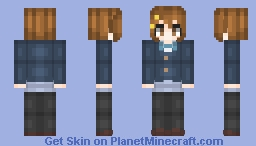 K-On Series (Other characters in Description) Minecraft Skin