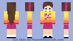 The Last Mabelcorn Minecraft Skin