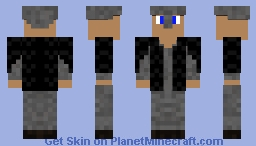 Northen Swordsman Minecraft Skin