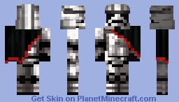 Captain Phasma Minecraft