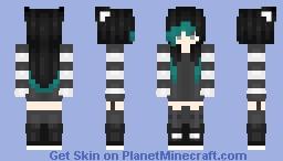 ~~Cat Girl Request~~ Minecraft