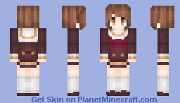 Hibike! Euphonium Series (Other chars. In Description) Minecraft Skin
