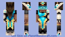 Symmetra Minecraft
