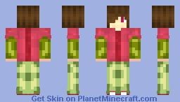 ŒℵdŒℜ∫Request #1∫ Minecraft Skin
