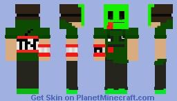 CrazyCreeper120 Minecraft Skin