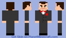 Slappy the Dummy V2 [UPDATED] Minecraft Skin