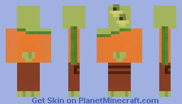 Flats The Flounder Minecraft Skin