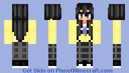 ~Ashlyn~ (First skin request!) Haru Yoshida genderbent- Requested by GloryIsForever Minecraft Skin
