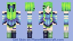 ❥ℭℴℴƙɩε ~ Hello Minecraft Skin