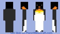 King penguin Minecraft Skin