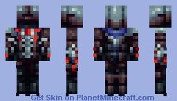PROJECT: Zed Minecraft Skin