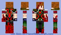 Pyrokenesis ~Kormio~ Minecraft Skin