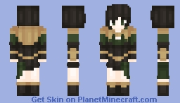 evagreenleaf's request Minecraft Skin