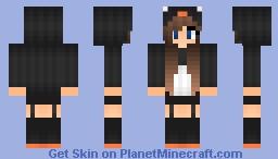 kawaii penguin X3 Minecraft Skin