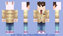 samgladiator school outfit Minecraft Skin
