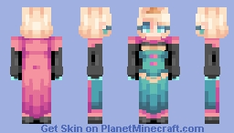 "☆ βενεℜℓγ ☆   ""Love yourself first, and everything else will fall into place."" Minecraft Skin"