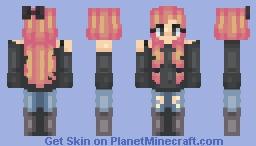 ºBloopº Minecraft Skin