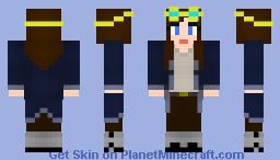 Pimp My Skin: Stephamoo Minecraft Skin