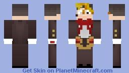Luke Atmey Minecraft Skin