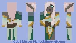 Olarae Inilani - September outfit Minecraft Skin