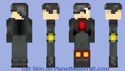 Clicker Heroes Dread Knight Minecraft Skin