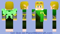 Fairy King Oberon - Alfheim Online [1.8+] Minecraft Skin
