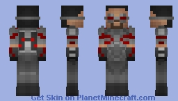 Falcon-Civil Wars Minecraft Skin