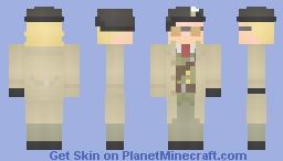 Metal Gear Solid V Kazuhira Kaz Miller 1 8 Minecraft Skin Choose your favorite theme, light or dark. metal gear solid v kazuhira kaz