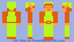 NES Link Minecraft