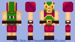 El Quetzal Minecraft Skin